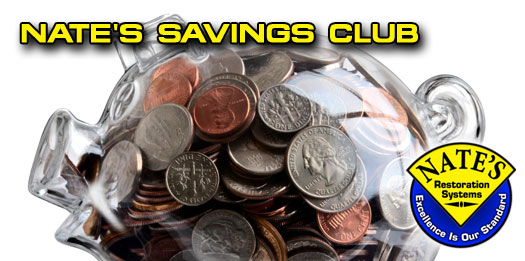 Nate's Savings Club